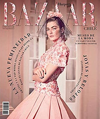 Harpers Bazaar - Chile June 1, 2018 issue