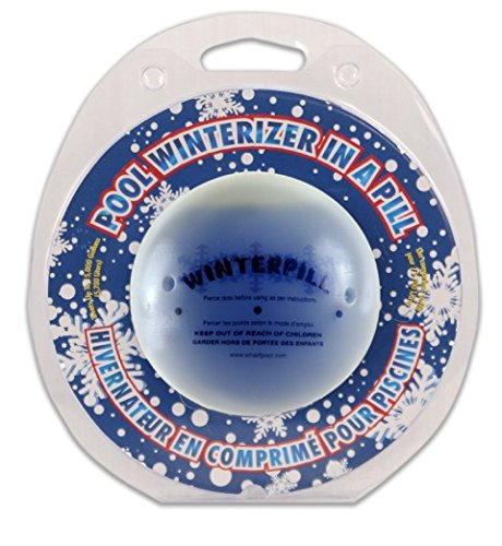 Winter Pool Chemical - SeaKlear AquaPill AP71 WinterPill Swimming Pool Winterizer Pill