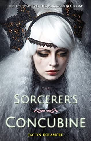 book cover of The Sorcerer\'s Concubine