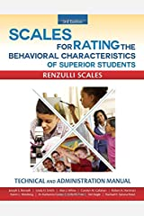 Scales for Rating the Behavioral Characteristics of Superior Students Paperback