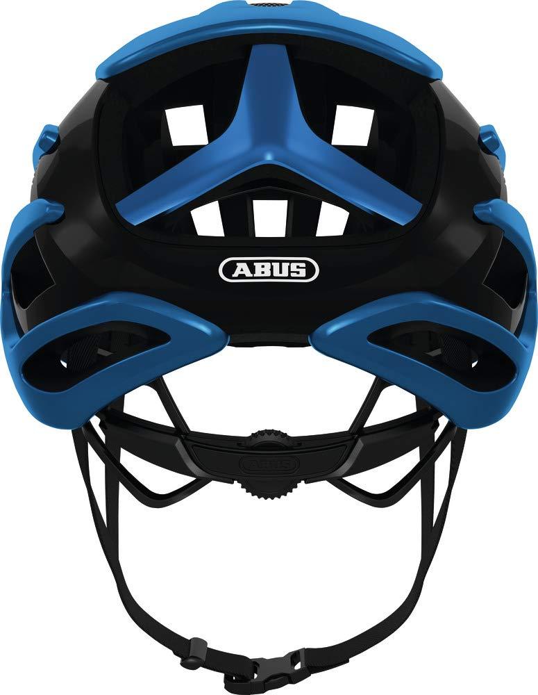 Abus AirBreaker Fahrradhelm //// Steel Blue