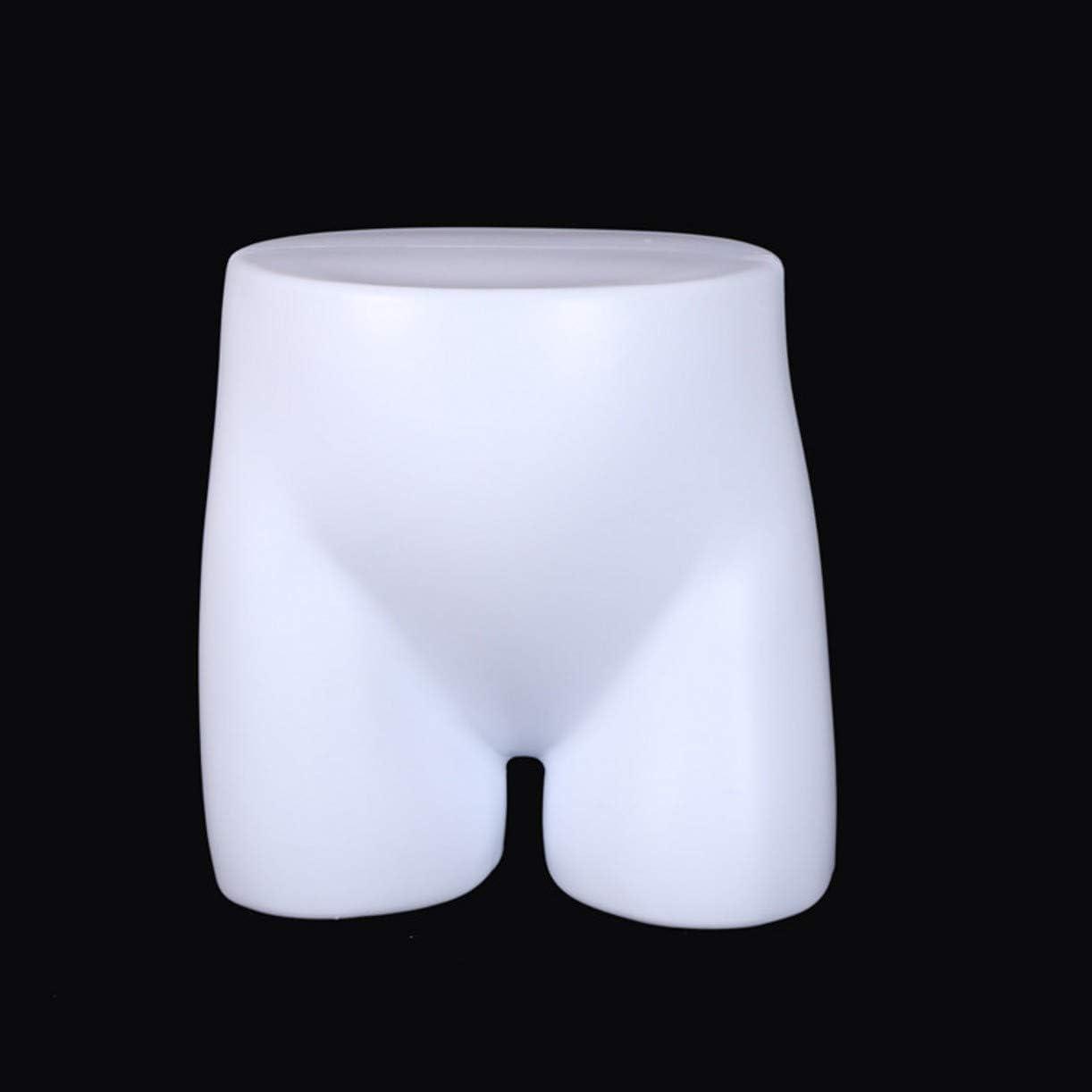 WellieSTR 1 Piece Mannequin Child Hip,Lower Half Body Chidren Mannequin Torso for Child Underwear Underpants Display 3~5 Years