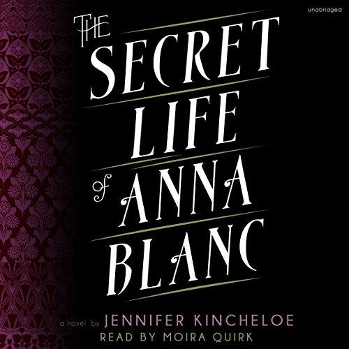 Series Blanc - The Secret Life of Anna Blanc
