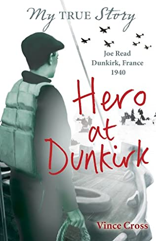 book cover of Hero at Dunkirk
