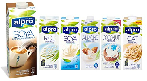 Alpro - Coconut for Professionals - 1L: Amazon.es: Alimentación y bebidas