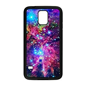 Sparkle Nebula Space Samsung Galaxy S5 Case Rubber Back Fits Cover