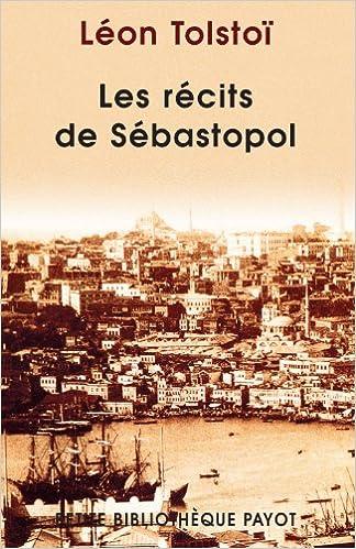 Les Récits de Sébastopol pdf