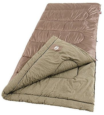 Coleman 2000004456 Oak Point Sleeping Bag,