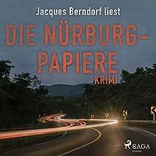 Die Nürburg-Papiere (Eifel-Krimi: Ein Fall für Siggi Baumeister 19) Hörbuch von Jacques Berndorf Gesprochen von: Jacques Berndorf