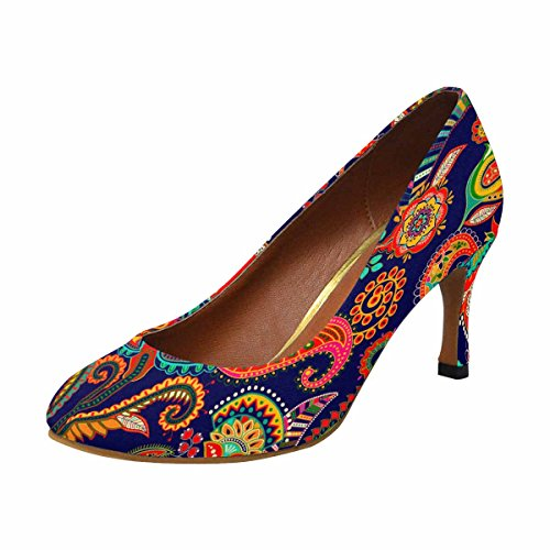 Paillette Colorate Ornamentali Paisley