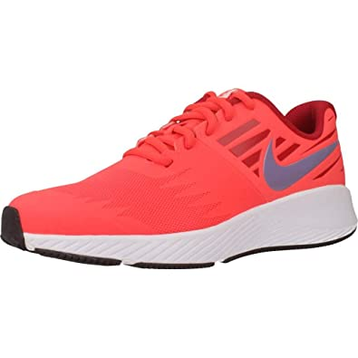 new style f1f63 4b791 Nike Star Runner (GS), Chaussures d'Athlétisme garçon, Multicolore (Bright