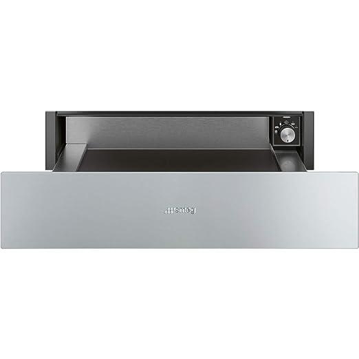Cajón eléctrico Smeg para calentar los platos de Electrolux ...