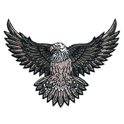 Amazon Vegasbee American Bald Eagle Us National Symbol Biker