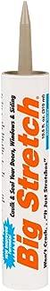 product image for Sashco 10026 Big Stretch Caulk Slate Gray 10.5-ounce