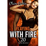 Erotica: Playing With Fire (New Adult Romance Bundle)(Erotic Sex Taboo Box Set)