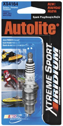 Autolite Xtreme Sport Iridium Spark Plug - XS4093 XS4093DP
