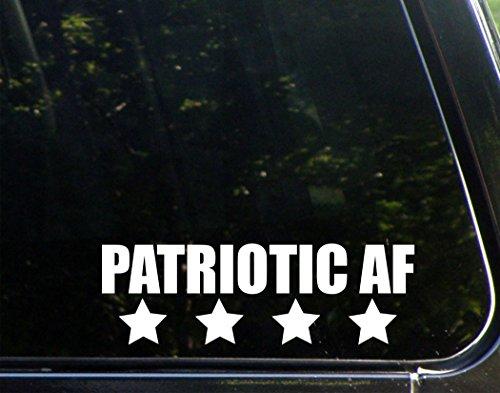 Patriotic AF - 8-3/4