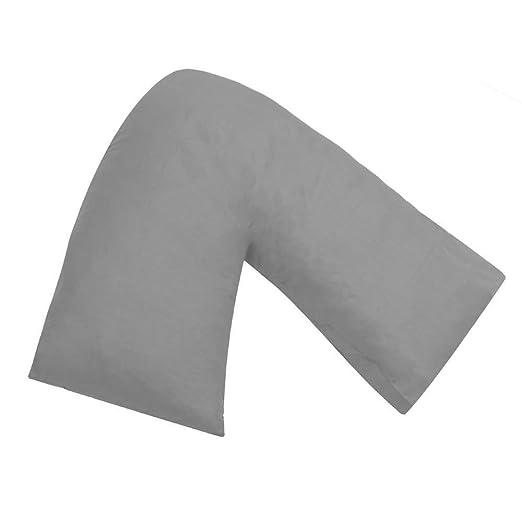 Dos pairPolycotton y soporte para el cuello en forma de V ...
