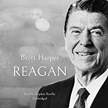 Reagan Audiobook by Brett Harper Narrated by Stephen Bowlby