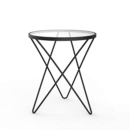 Beau T Day End Tables Bedside Table Side Table Small Wire Side Table Metal Coffee  End