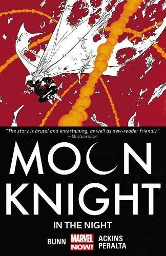 Moon Knight Vol. 3: In the Night (Moon Knight Comic Book)