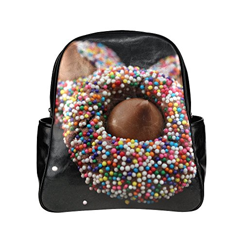 Colorful Assorted Sprinkles Chocolate PU leather Multi-pocket - Coach Colorful Handbags