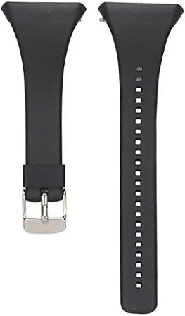Ruentech compatible con polar FT4 bandas de repuesto suave correa de silicona banda de goma correa de muñeca Pulsera compatible con polar FT4 – Pulsómetro: Amazon.es: Electrónica