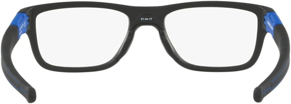 ff63c43889 MARSHAL COBALT COLLECTION OX8091-05 Eyeglasses Satin Black 51mm. Oakley  MARSHAL COBALT COLLECTION OX8091-05 Eyeglasses Satin Black 51mm