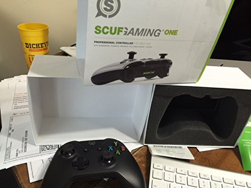 Xbox One Controller with Back Buttons/Paddles and Trigger Stops