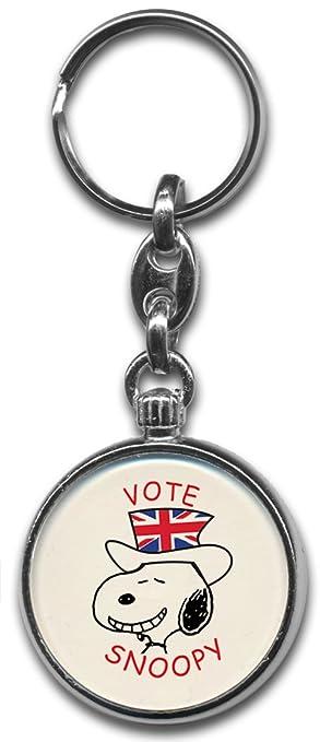 Votación Snoopy llavero: Amazon.es: Hogar