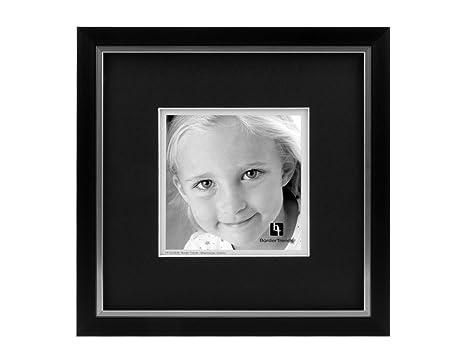 Amazoncom Bordertrends Legacy 10x106x6 Inch Photo Frame Black