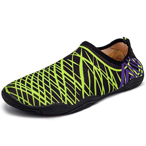 Cosstars Playa Agua Rápido Unisex Piscina Agua de de Zapatos de de Secado Respirable Calzado Zapatos Natación rqrdZt