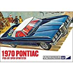 C.P.M. MPC MPC840 1:25 Scale 1970 Pontiac Bonneville Pick-up/Open Sportster Plastic Model by MPC
