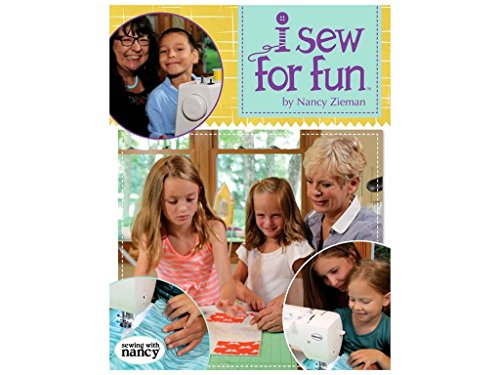 Nancy Zieman BD3115 I Sew for Fun Bk, None by Zieman, Nancy