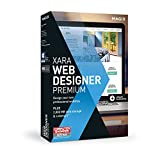 Xara Web Designer Premium -  Version 12 - Create Professional, Mobile-Ready Websites, No HTML Skills Required