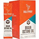 Bulletproof Brain Octane Oil GoPacks, Reliable and Quick Source of Energy in a Travel Size, Keto Diet Friendly, More Than Just MCT