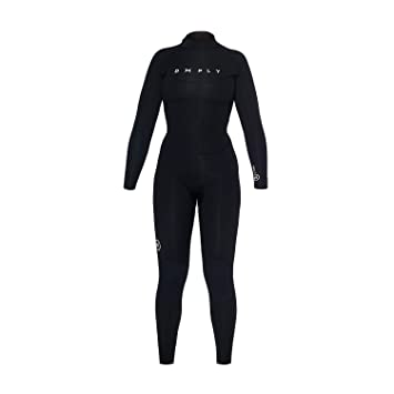 DEEPLY Traje DE Surf Mujer Pure 4/3 Back Zip