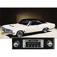 1966-1967 Buick Skylark USA-630 II High Power 300 watt AM FM Car Stereo/Radio with iPod Docking Cable