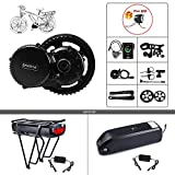 ebike conversion kit including mid drive BAFANG 750W and battery