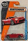 2017 Matchbox MBX Adventure City - '16 Chevy Camaro Convertible (Red)