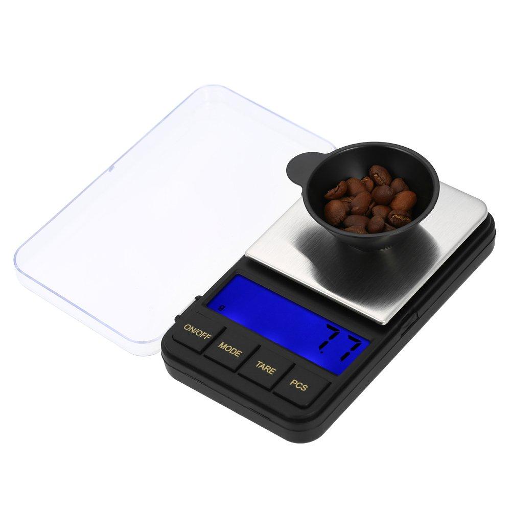 200-2000g Genaue Küchenwaage Hochpräzise Schmuck Maßstab Mini Food Scale