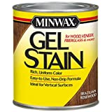 Minwax 260804444 Interior Wood Gel Stain, 1/2 pint,  Brazilian Rosewood
