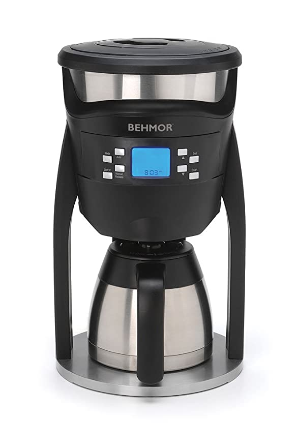 behmor insolente Plus Control de temperatura cafetera eléctrica por behmor, Inc.: Amazon.es: Hogar