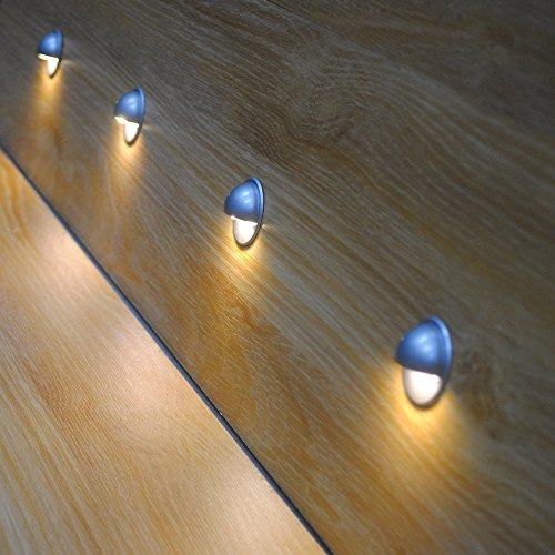 Top 10 Best Low Voltage LED Step Stair Lights Indoor Outdoor Reviews 2019-2020 cover image