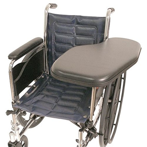 North Coast Medical NC94138 Flip Away Wheelchair Armrest Wide (Flip Away Wheelchair Armrest)