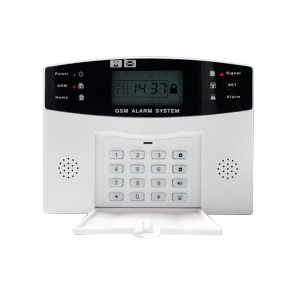 YHLVE Kit de Alarma inalámbrica para el hogar, Sistema de ...