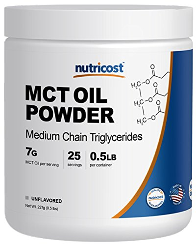 Nutricost Premium MCT Powder 5LBS product image