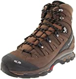 Salomon Men's Quest 4D GTX Backpacking Boot,Absolute Brown-X/Burro/Wood Beige,13 M US