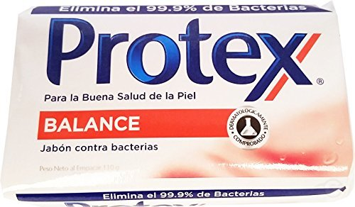 - Protex Balance Soap 3.9 oz - Jabon de Balance Natural (Pack of 6)