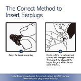 AVANTEK Hearing Protection Earplugs, High